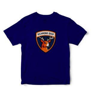 Camisetas azules