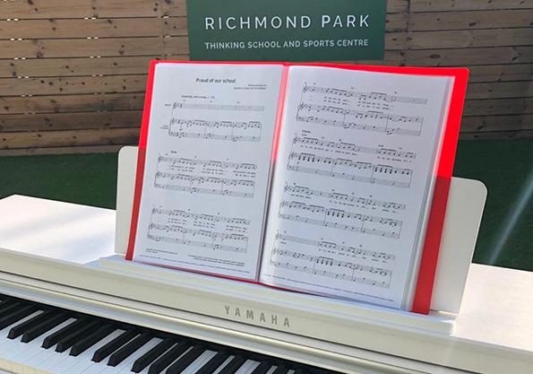 La música en Richmond Park School
