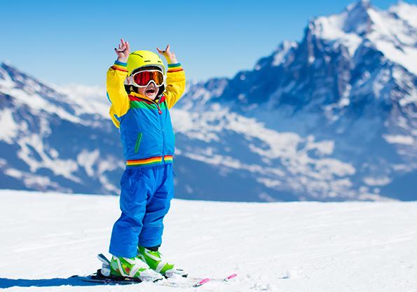 Skiing trip 2020
