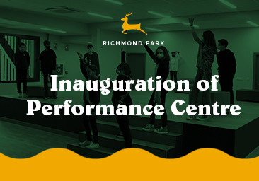 KS3 Inaugurate the Performance Centre at Richmond Park School
